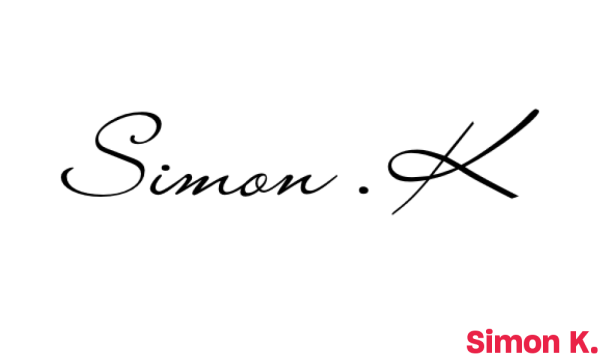 Signature de Simon K
