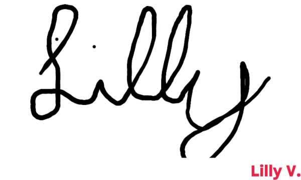 Signature de Lilly v